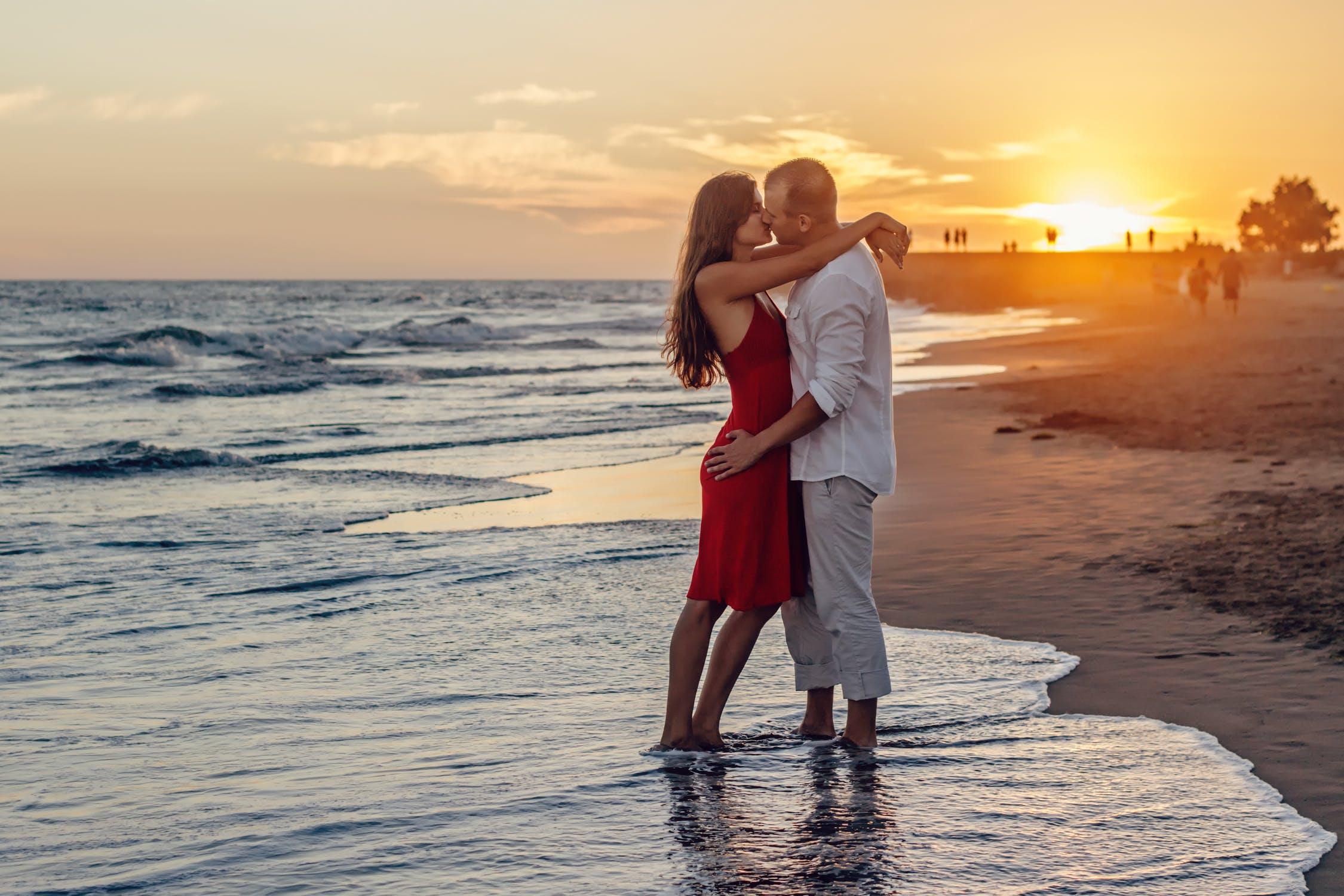 Hälsosam dating progression